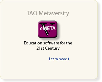 TAO meta university education software for the 21st century