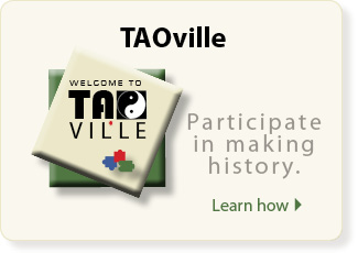 TOAville where forums and blogs allow us to participate in making history through conversation