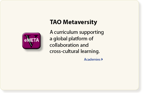 A curriculum supporting a global platform of collaboration and cross cultural learning